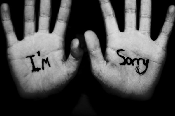 Im Sorry Quotes Apology Quotes Lovequotesmessages