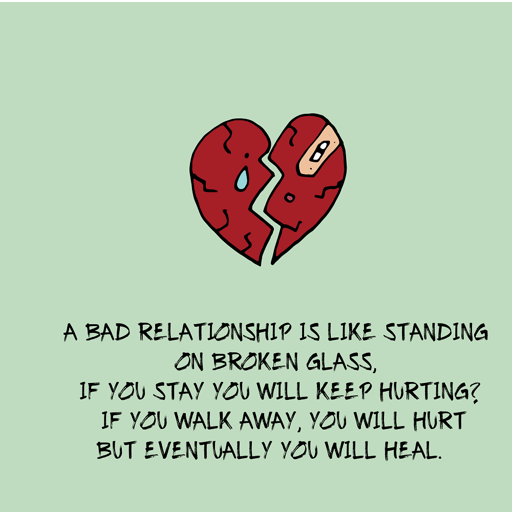 Bad relationship quotes - lovequotesmessages